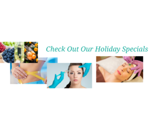 Vampire Facelift, Microderm, HCG Diet, Intravenous Nutrients, Holiday Specials 2017