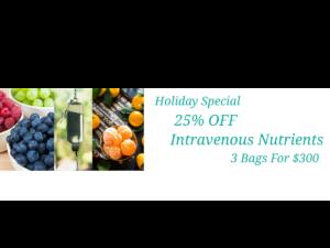 Intravenous Nutrients Dr Jennifer Burns Phoenix Arizona