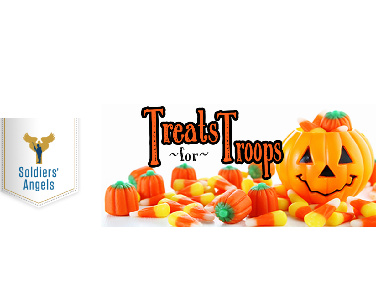Treats for Troops - Burns Integrative Wellness center