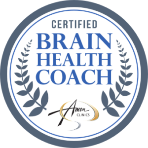 Amen Clinic Certified Brain Health Coach